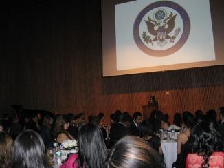 audience w speaker